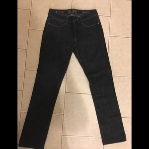 DL 1961 dark wash jeans